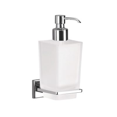 BBCol Glass Soap Dispenser